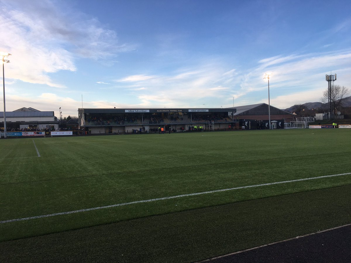 43. Alloa Athletic 2-3 Inverness Caledonian Thistle - 18/01/2020 - Scottish Cup.