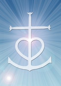 From the Spirit Coach® Training Blog My New Favorite Symbol & Why: http://www.spiritcoachtraining.com/healing-journey/my-new-favorite-symbol/ …  I love symbols because they are the language of #spirit. When I came across this new symbol on my #spiritual pilgrimage to France, I was moved to tears.   #MaryMagdalene #DivineFeminine pic.twitter.com/GLuT0waFJh