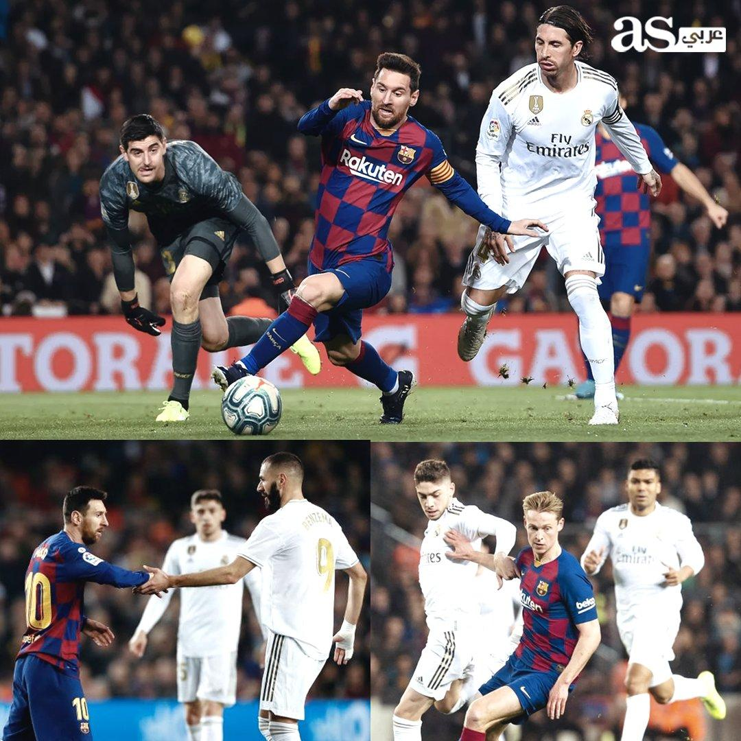 #ElClasico  is on the 1st of March   #RealMadrid  #Barcelona