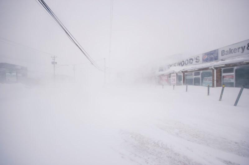 Airport, businesses still closed after blizzard hits Canada's Newfoundland https://reut.rs/36cz2eQ
