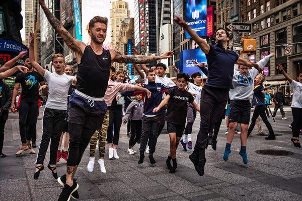 @BillTzamaras Dancing in the streets!