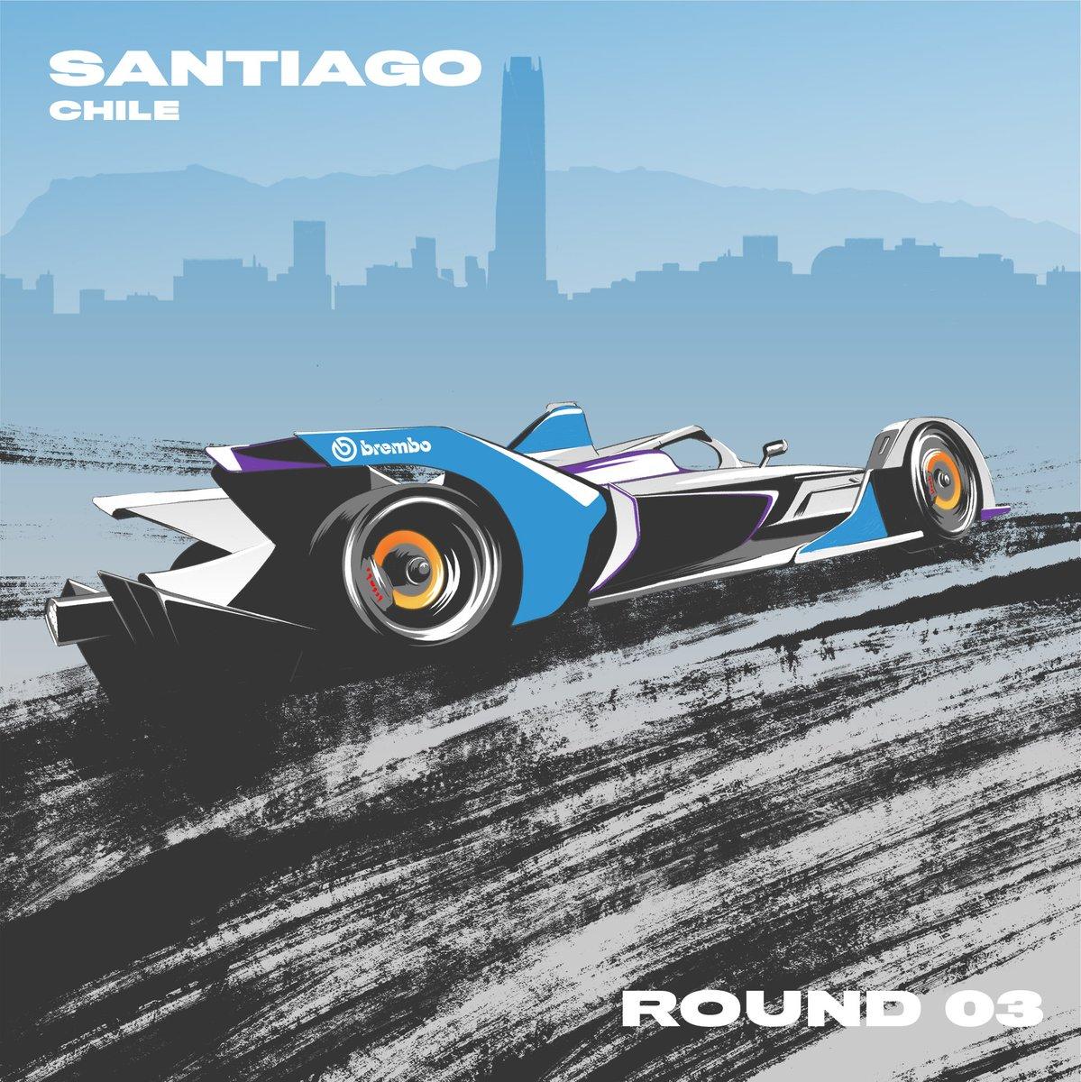 #SantiagoEPrix