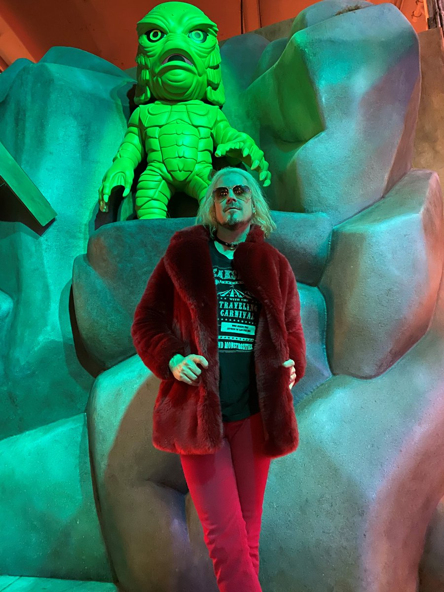 We hope you had a great time at Funko Hollywood, @john5guitarist! #FunkoHollywood