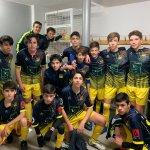 Image for the Tweet beginning: #CADETEB⚽️🔝  Derrota hoy 0-3 pese