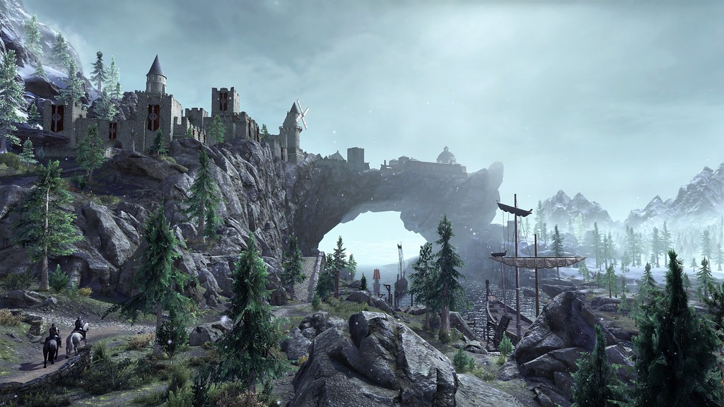 test Twitter Media - A supernatural evil threatens the home of the Nords in The Elder Scrolls Online: Greymoor. 🐲 Learn more about the year-long Dark Heart of Skyrim story: https://t.co/hZnBiCd9xb https://t.co/Ae5bOy53pY