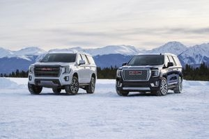 test Twitter Media - 2021 GMC Yukon vs. Chevy Tahoe, Suburban, Ford Expedition and more: Is biggest still the best? - Roadshow: #ai #deeplearning #iot ht: @MikeQuindazzi https://t.co/c8xF3kxPZt https://t.co/eDF4IO28fT