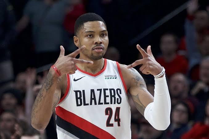 O Portland está trocando neste momento Kent Bazemore para o Sacramento Kings, segundo Shams Charania. #RipCitypic.twitter.com/TRF4gzRuit