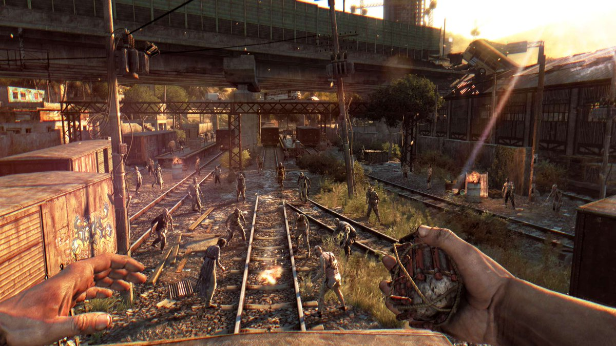 test Twitter Media - Get crafty and parkour through the infected open world of Dying Light for 60% off: https://t.co/CWRrAk292N https://t.co/7LBsB6NuSp