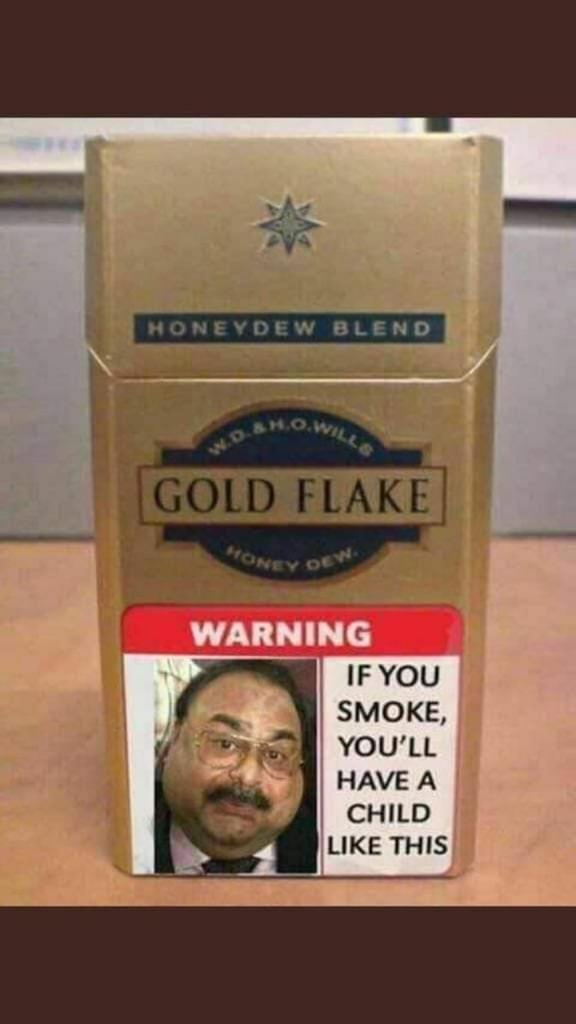 Final Warning 4 All Smokers.👇فیر نہ کہنا دسیا نی ۔۔😉