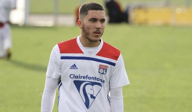 Rayan Cherki vs Nantes  2 goals  2 assists 1 penalty won 22 passes 86% pass accuracy 2 big chances created 3 key passes 2 dribbles won 2 tackles won  16 years of age. Generational talent. <br>http://pic.twitter.com/vTDCQW9q5y