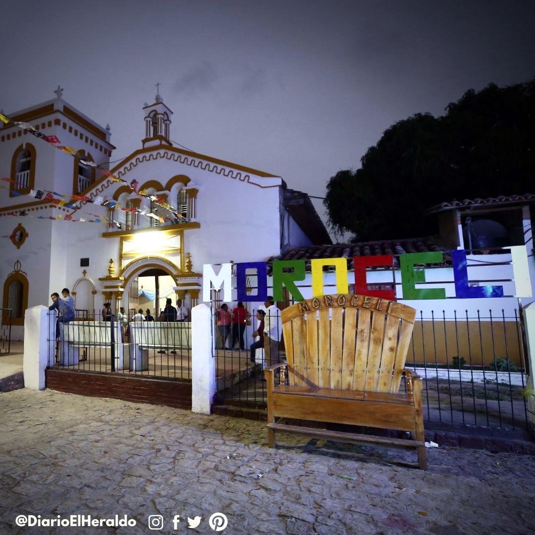 La tierra de los gorriones, cuna del dulce y el maíz, y el lugar más acogedor de la zona, así es Morocelí, un rinconcito hondureño 😍😍  #TierraAdentro #ConoceHonduras