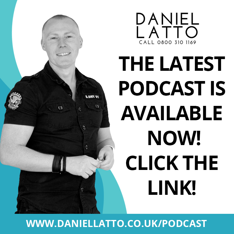 Did you miss my latest LIVE podcast. Don't worry you can download it now!  And here:    #wealthcreation #property #propertyinvestment #investment#millionaire #businesscoach #motivation #careermotivation #goals #internetmarket ... https://www.daniellatto.co.uk/podcast http://daniellatto.co.uk/itunespic.twitter.com/VrXqSriPoG
