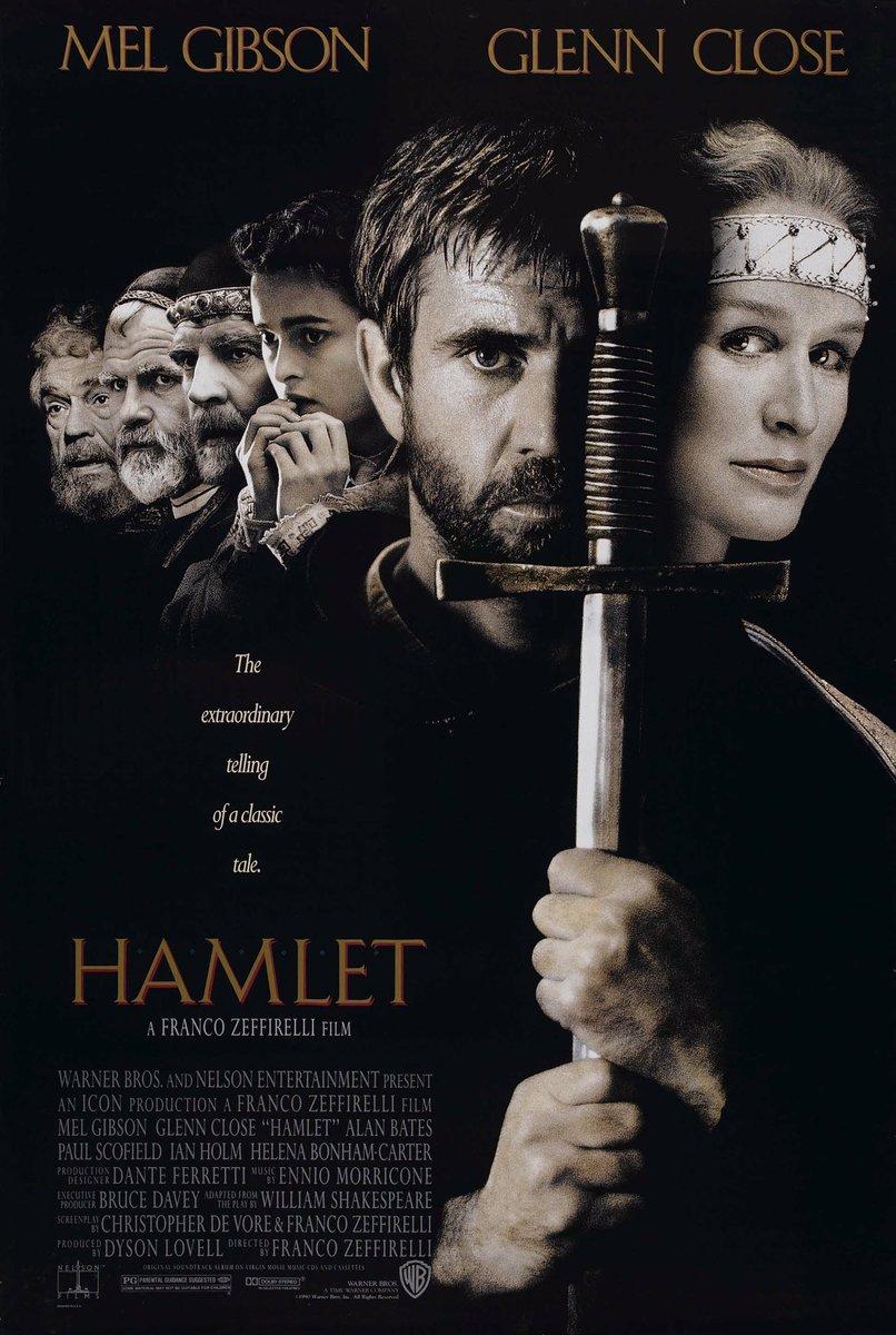 MOVIE HISTORY: 29 years ago today, January 18, 1991, the movie 'Hamlet' opened in theaters!  #MelGibson #GlennClose #AlanBates #PaulScofield #IanHolm #HelenaBonhamCarter #StephenDillane #NathanielParker #MichaelMaloneypic.twitter.com/LjcNy7BlgK