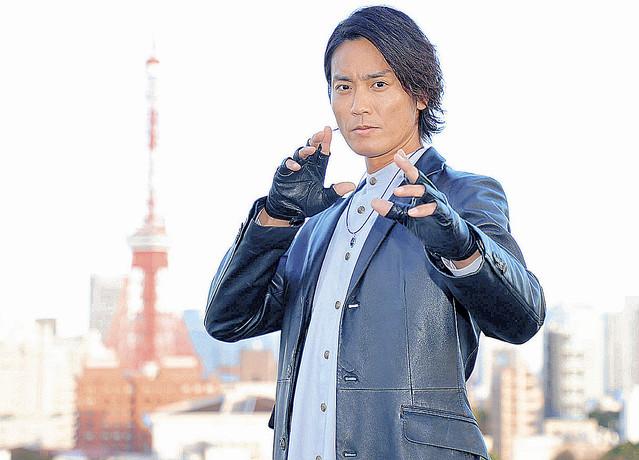 【26日放送から】永井大、20年ぶりに特撮戦隊ドラマ出演へリュウソウブラックの師匠・マスターブラック役を務める。『未来戦隊タイムレンジャー』以来、20年ぶりの特撮出演となる。