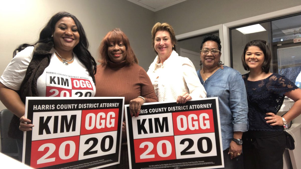 Phone banking today with our amazing Survivor Advocates & volunteers! #kimogg2020 #kimoggforDA