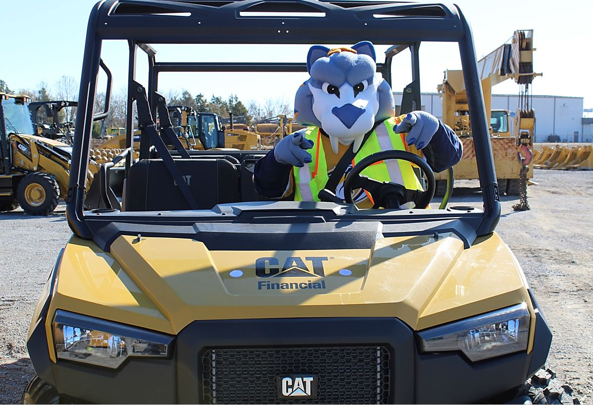 Gnash wants YOU to come to the Preds game tonight!  You know that he'll be there, cruising in his official ride: The New Cat UTV   Want to learn more about the all New Cat UTVs? Check them out at  http:// preds.tmcat.com      #ThompsonMachinery #CatUTV #LetsGoPreds #Smashville<br>http://pic.twitter.com/a6AlnF2HDA