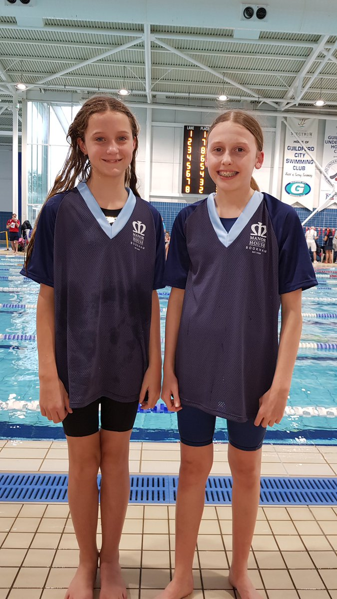 Well done to the @ManorHseSchool swimmers this afternoon. Strong,competitive swimming and a great 5s PB for Aggie in the 100 Breaststroke. #HappyAndHealthy #IndividualChallenge