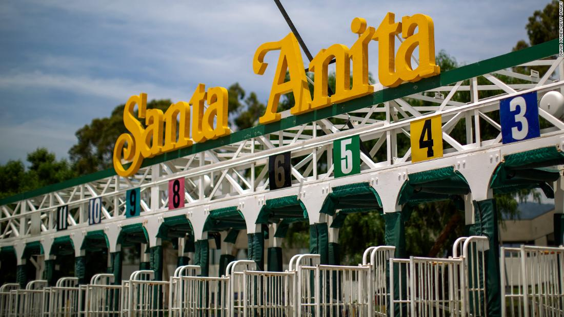 A second horse this month has been euthanized at Santa Anita Park in California. Nearly 40 racehorses have died at the track since December 2018.  https://cnn.it/2TBdvcR