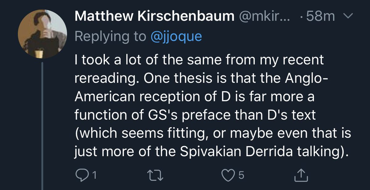 """#digitalhumanities now doing business as theorist and theory historians, masking incipient racism and anti-intellectualism (re: Spivak) in """"reasonable"""" garb, & having almost 0 relation to well-established history pic.twitter.com/oMBwO0fpNy"""