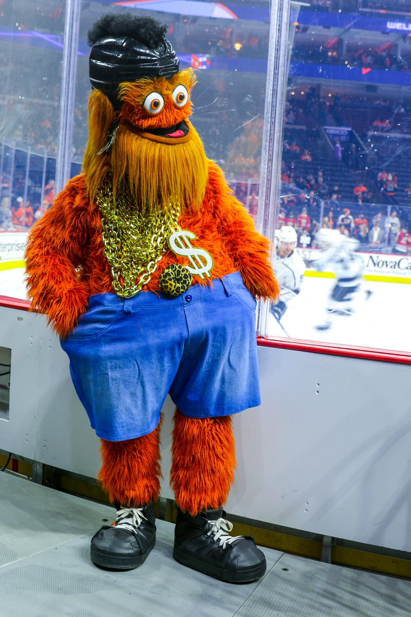 I gritty the fool.