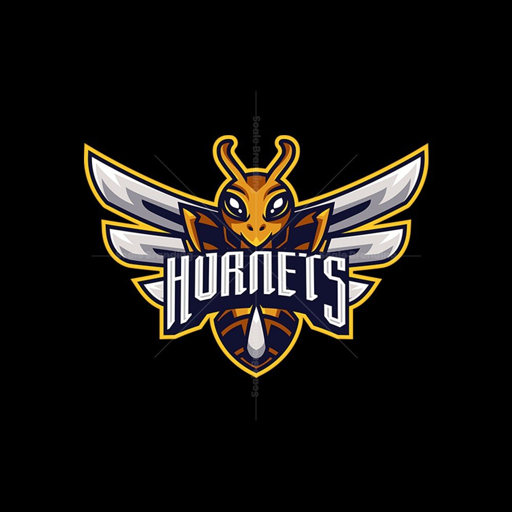 """Check out this dope """"Hornet"""" #MascotLogo.  Sold once at https://scalebranding.com/shop/hornet/pic.twitter.com/i2B47ymdYE"""