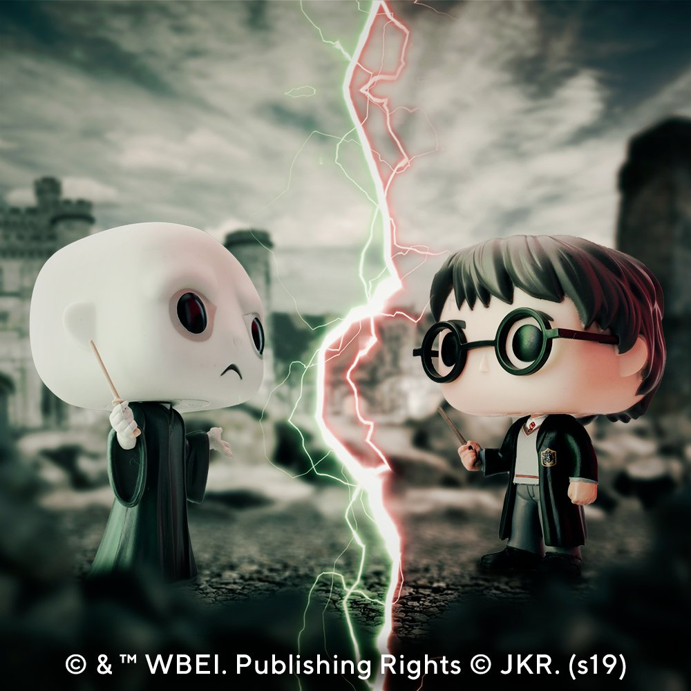 Which Harry Potter movie is your favorite? #Funko #HarryPotter #FunkoPhotography