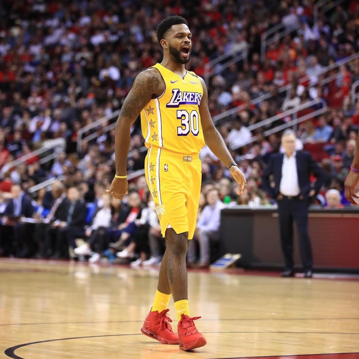 @troydaniels's photo on #LakeShow
