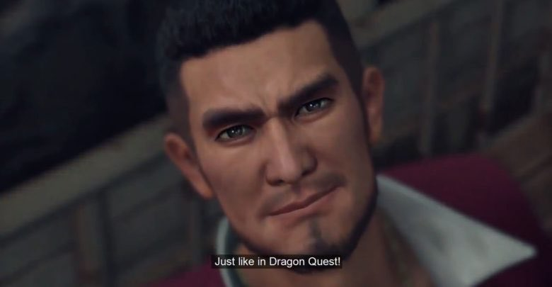 I don't want to play Yakuza 7 despite it being an RPG, I want to play Yakuza 7 BECAUSE it's an RPG.
