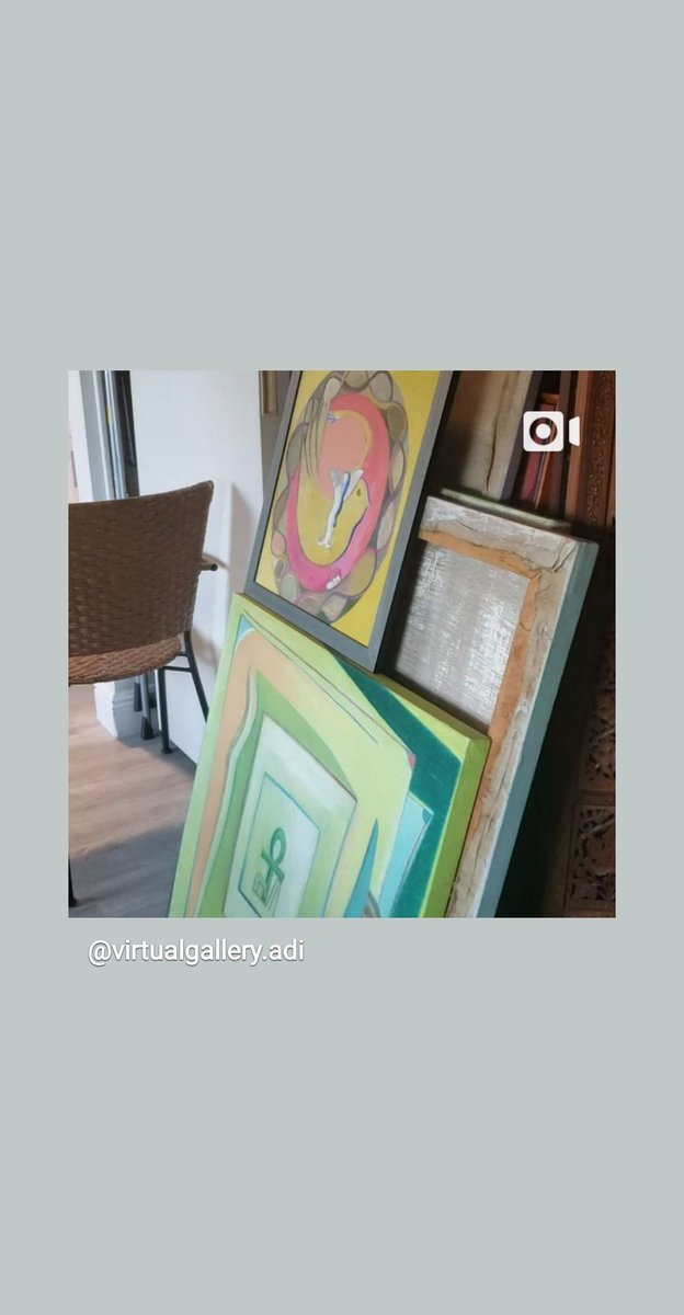 Spending the afternoon with a very talented, , sweet and special lady.  The wonderful artist Nina Dell'Orto  #abstract #symbolicart #figurative #fineart #fineinterior #hospitalart #hotelart #homeinterior  #interiordesig #homestaging #artbuyers #artshare #artprint #followuspic.twitter.com/nG4MLtr2Bu