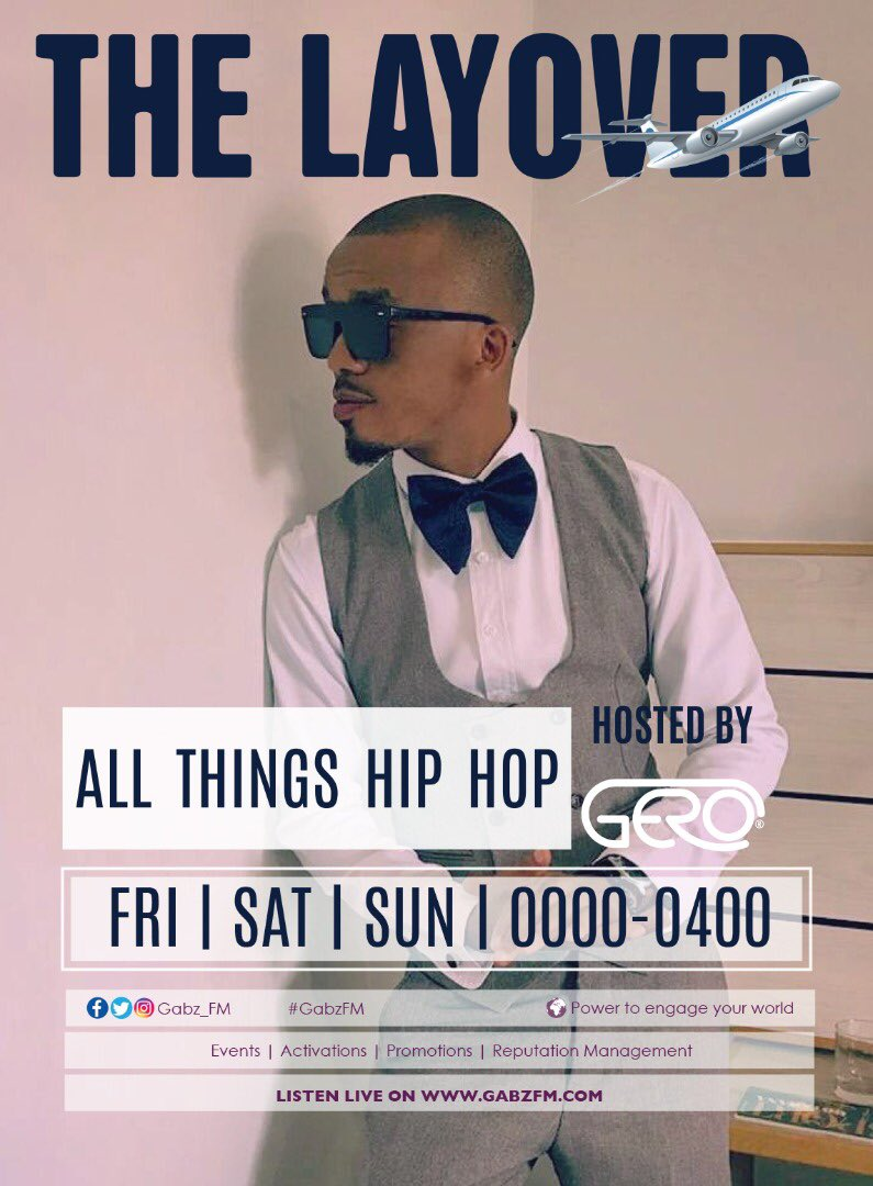 http://Share.Stream Live http://www.gabzfm.com   #TheLayover #NewShowAlert #AllThingsHipHop #GabzFMpic.twitter.com/ylktAxlZyX