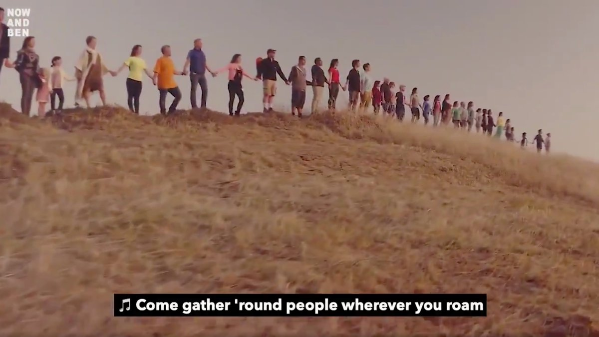 This needs to go super-viral.The single most inspirational campaign ad so far of 2020.Whenever the media or other campaigns lie about @BernieSanders & the movement we are building together, just come back and watch this, cry a little, then volunteer @ https://berniesanders.com/volunteer