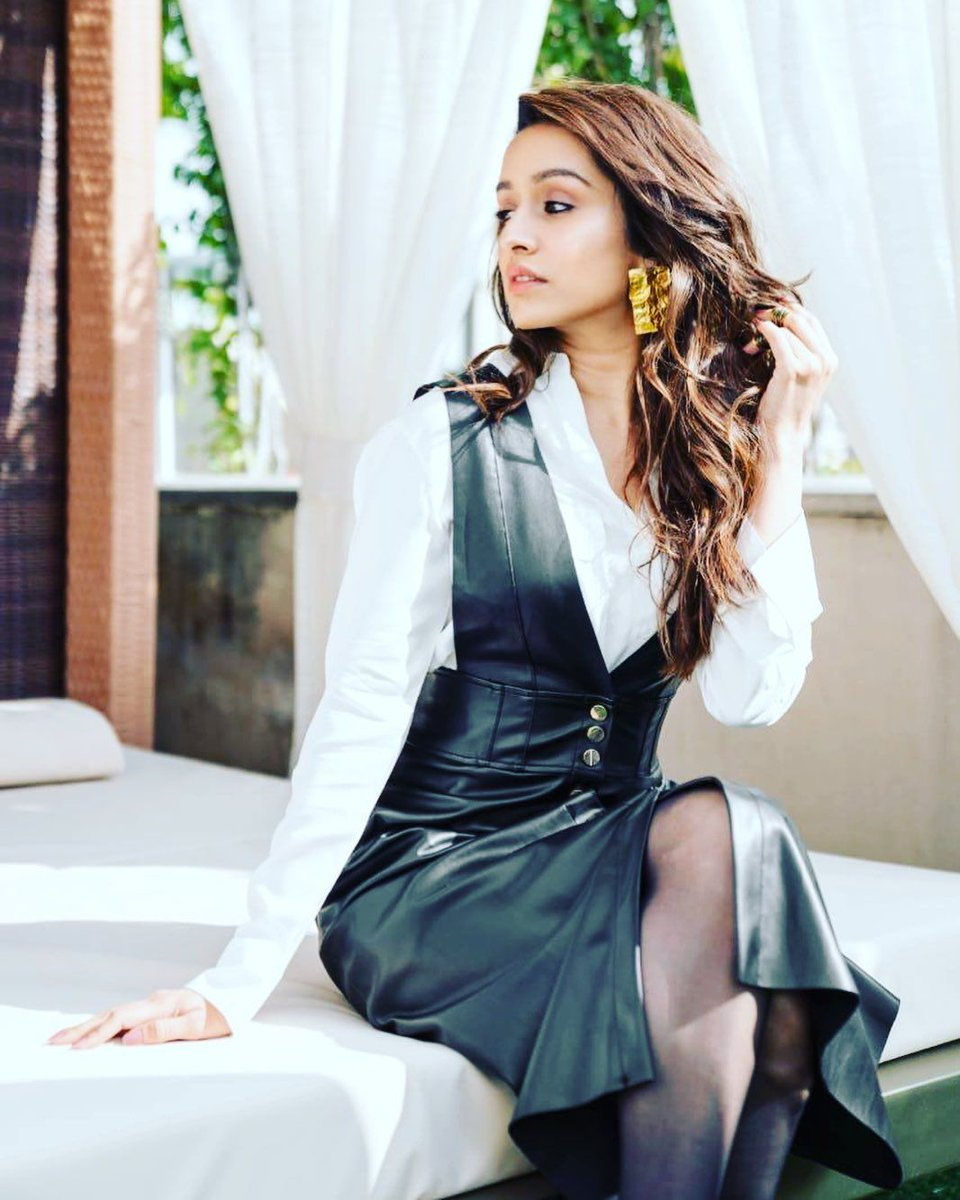 Shraddha Kapoor in Chandigarh for #StreetDancer3D promotions! | @ShraddhaKapoorpic.twitter.com/tH2vQWZK1t