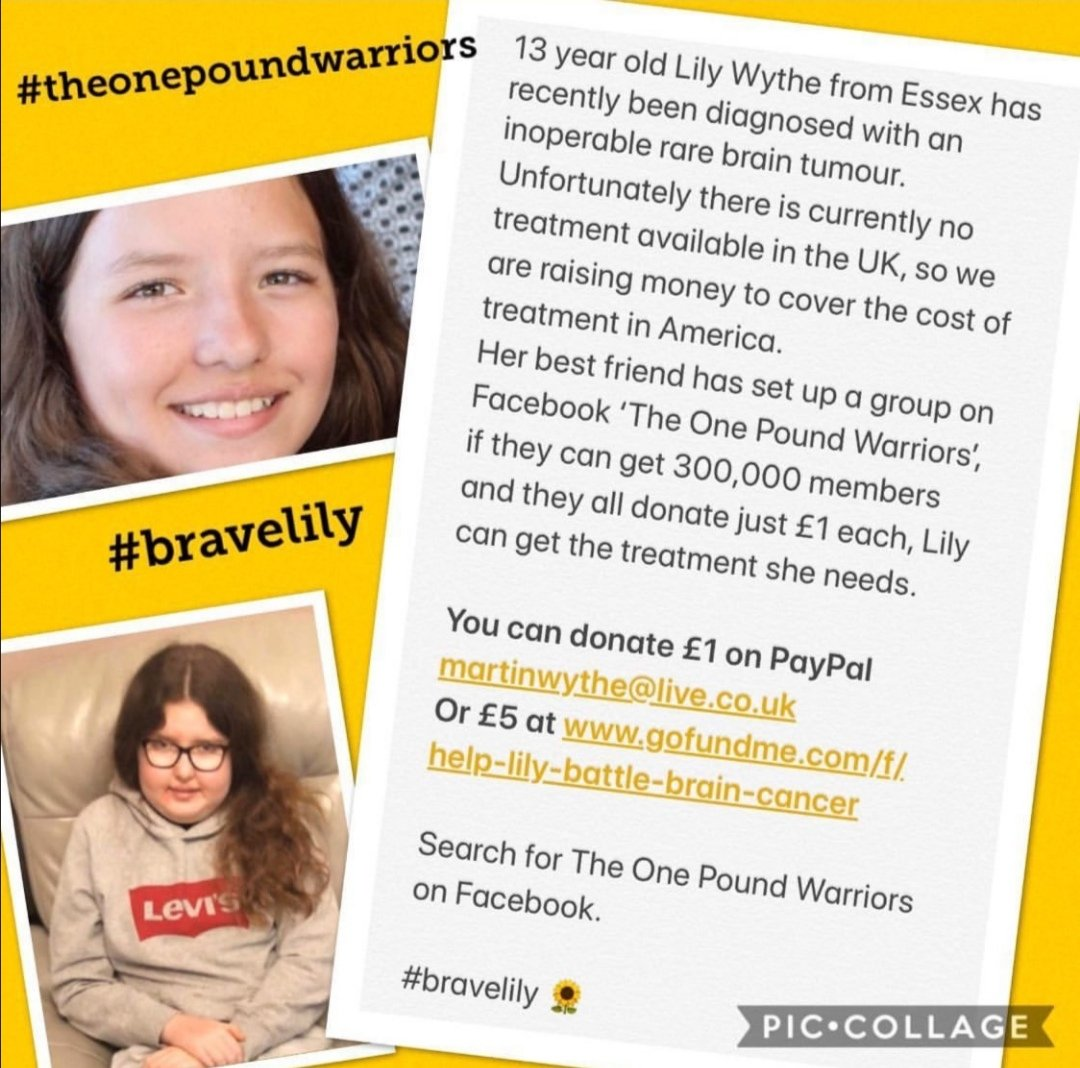 Can everyone do a massive RT to help this young child get to usa and have a brain treatment  there Thankyou 👏🏻👏🏻