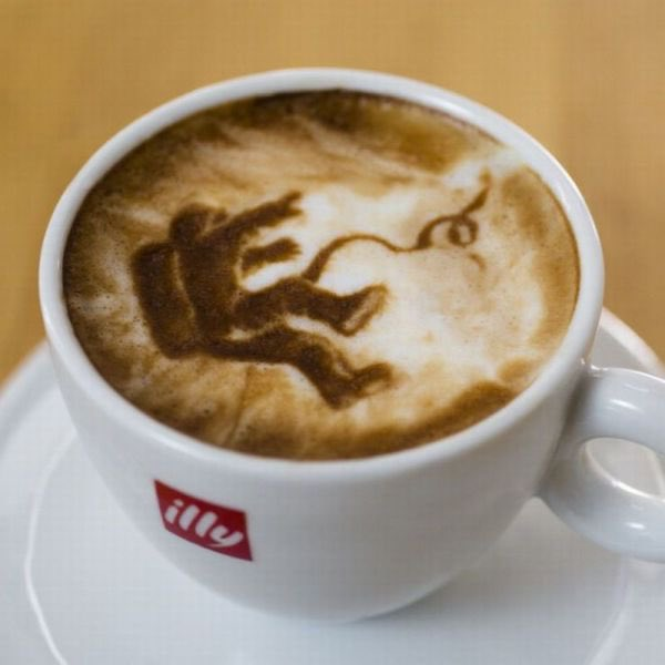 In Space, Yesterday's Coffee is Today's Coffee