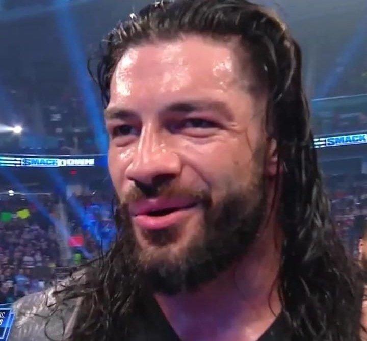 Yeah real champ🤙🤙🤙🙌😍@WWERomanReigns 😍😍😍#BigDog  #SmackDownLIVE  #WWERaw