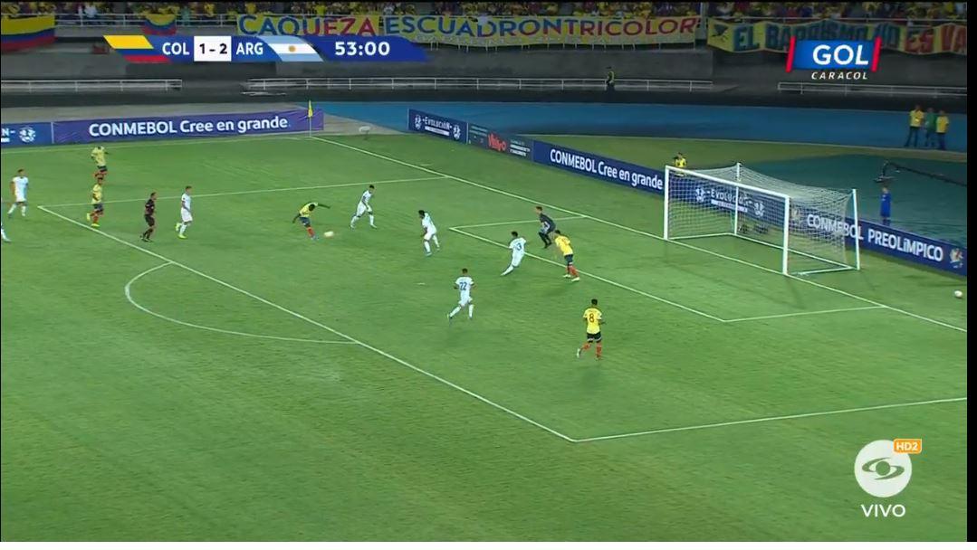 ¡Colombia, esta noche tenemos que ganar! Por poco llega el empate 'tricolor'Vea el partido en vivo y gratis → http://bit.ly/38l96yV#VamosColombia