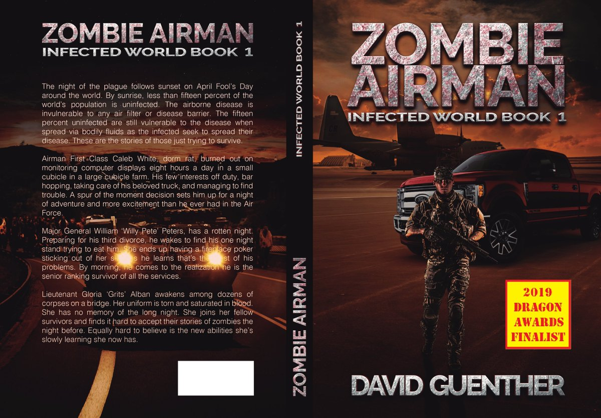 Ignore the phone and screaming, lock the doors, and pour yourself a drink. Now settle back and enjoy ZOMBIE AIRMAN. #BookSeries #KU #kindle #eBook #bookaddict #thriller #usn #USAFwomen #airwoman #Marines #army #soldier #zombiehorde #zombiestory  https://amzn.to/2T1C3Mppic.twitter.com/wCIhbOwWI7