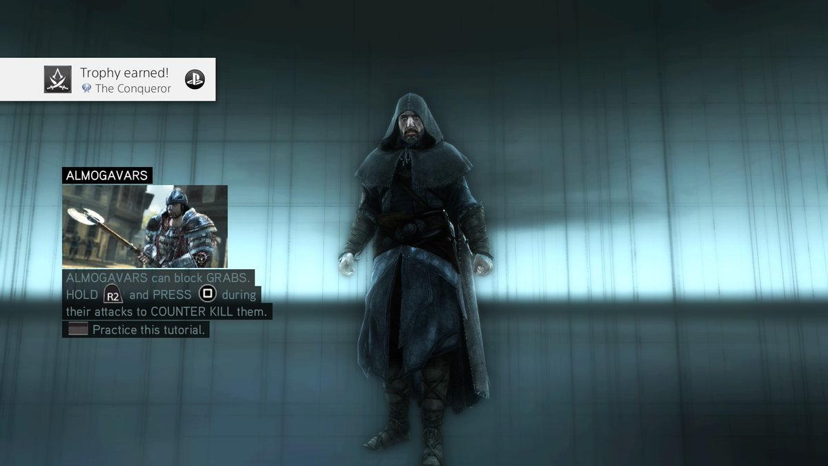 Platinum #33 #AssassinsCreed Revelations. I love AC but this one was a chore. Great story, poor execution  #PS4sharepic.twitter.com/KFHuZdlzyb