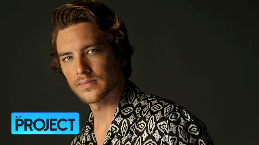 Tonight Aussie actor Cody Fern stops by The Sunday Project! #TheProjectTV