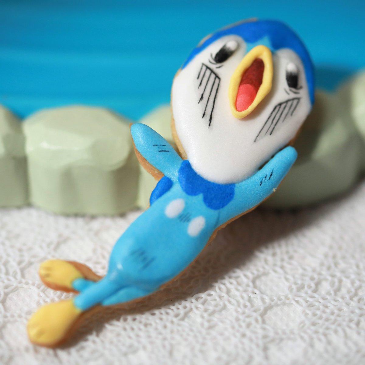 今日はポケモンGOがポッチャマの日!ということでポッチャマの色違い報告がかならり出てます(*´ω`人)先週アニポケでもかなり盛り上がっただけに2週連続トレンド入り!!ネットニュースにも載ったアイシングクッキーの子達はこちらですよ♪みんなに色違い当たりますように!#ポッチャマ