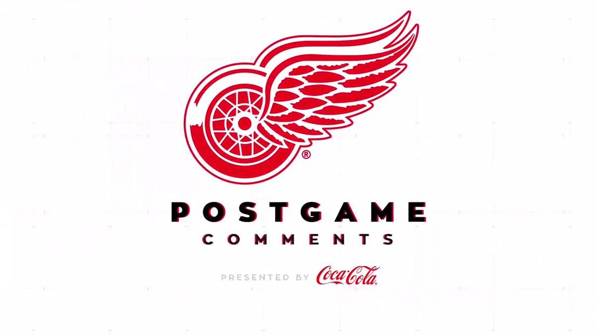 Detroit Red Wings @DetroitRedWings