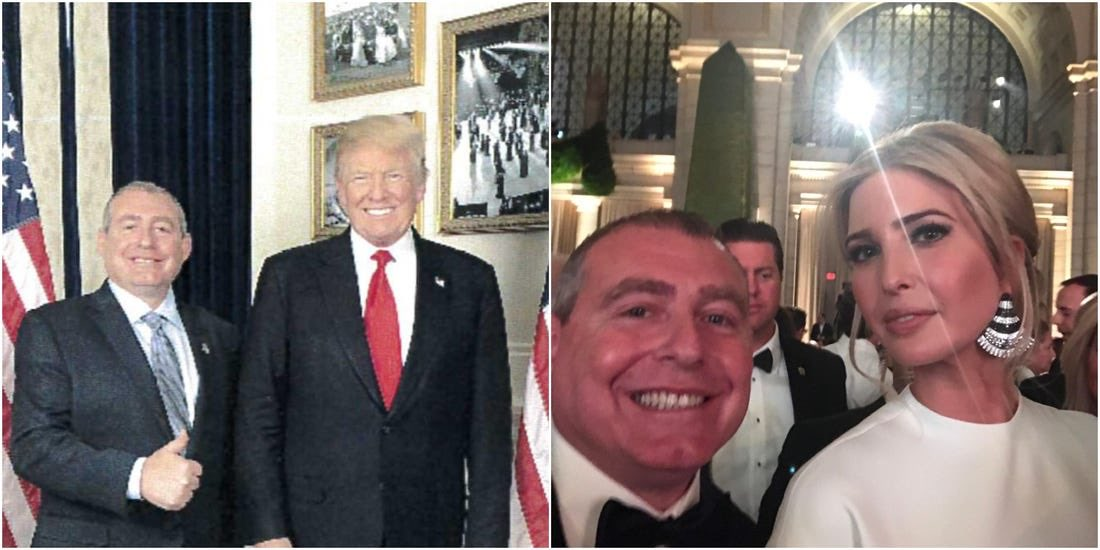 At this point what Trump administration nincompoop HASN'T BEEN IN A SELFIE WITH LEV PARNAS?  Mark #Ivanka and Trump off of the list.<br>http://pic.twitter.com/1f3yvQlEH7