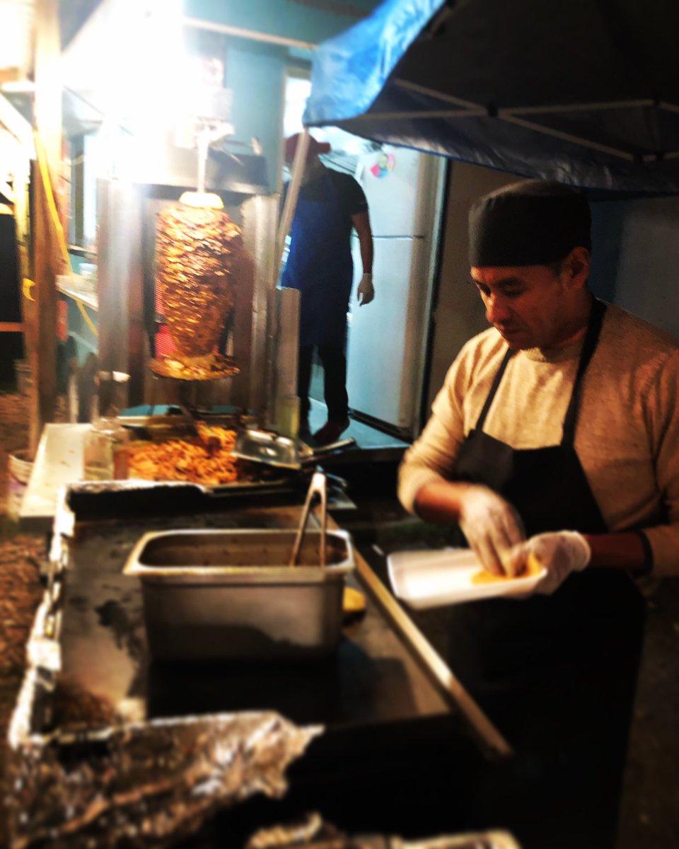 Saturday Night.  Trompo is rollin' & the salsa is flowin'  @ Antojitos Mexicanos Los Jarochos #EastRiverside #TacosalPastor #Trompo   . . . #tacos #texas #taco #tacolife #tacosofinstagram #atxfoodie #atxeats #tacosruleeverythingaroundmepic.twitter.com/PasVGOhNeP