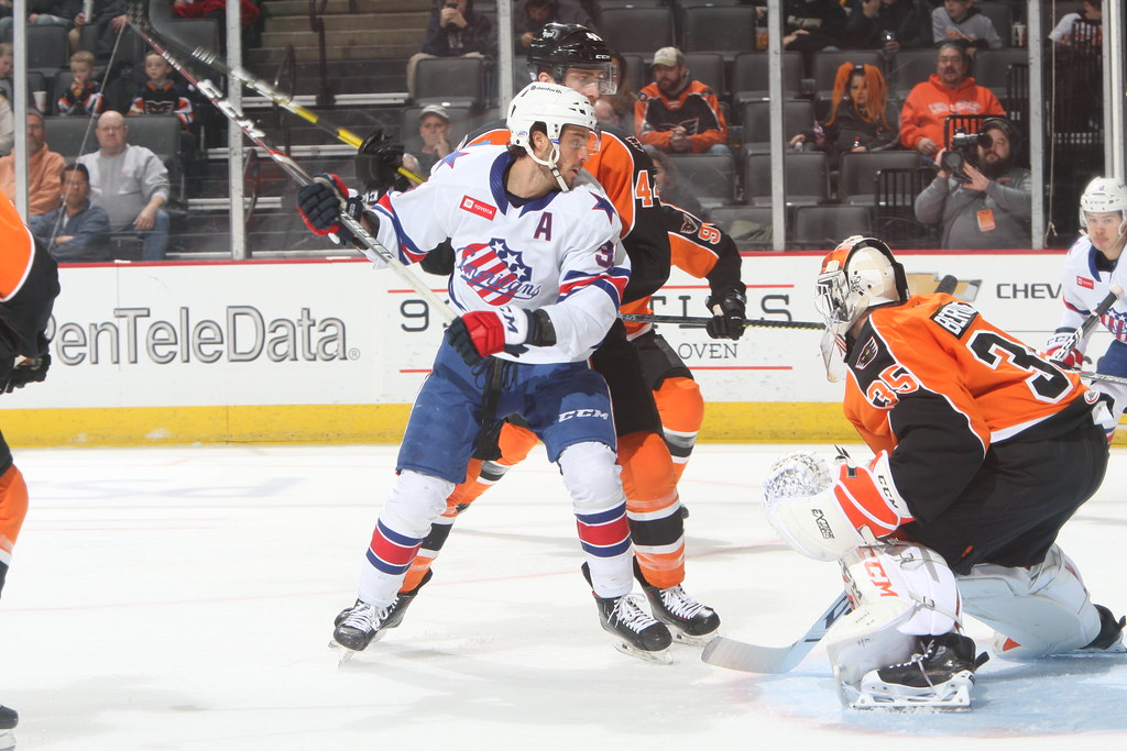 Amerks continue to struggle, fall 4-0 to Phantoms