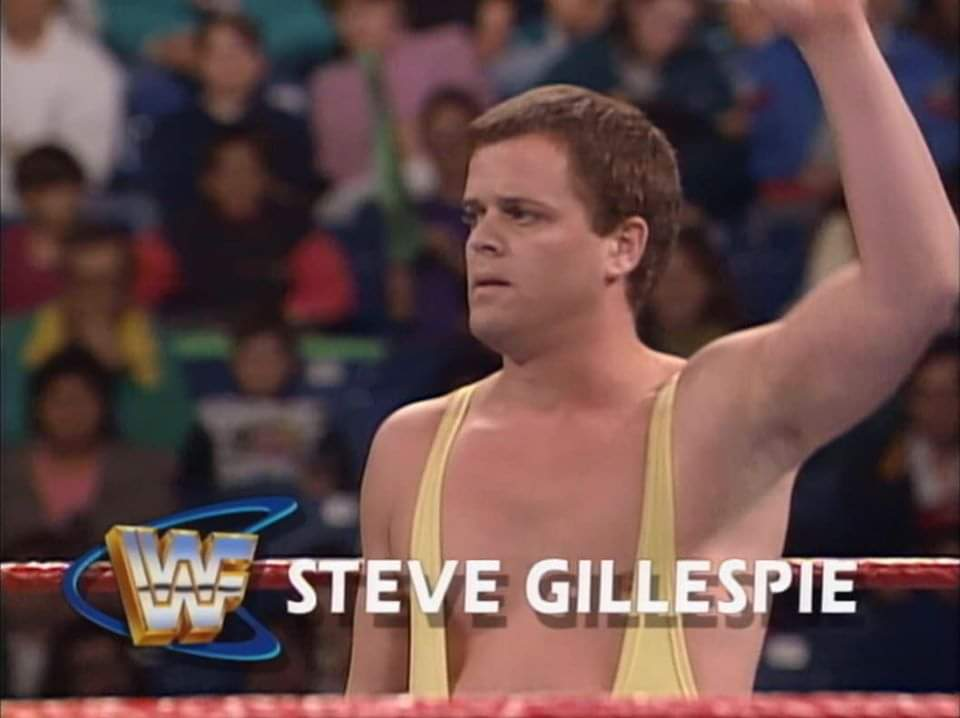 Resultado de imagen para Stevie Gillespie wrestler