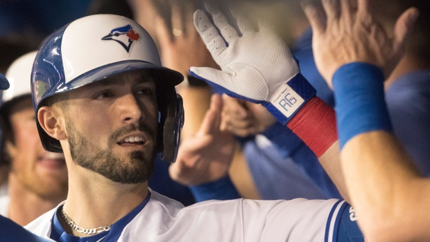 Blue Jays outfielder Randal Grichuk wants 2017 Astros stripped of World Series