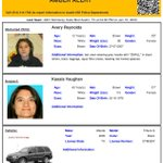 Image for the Tweet beginning: DISCONTINUED AMBER ALERT for Avery
