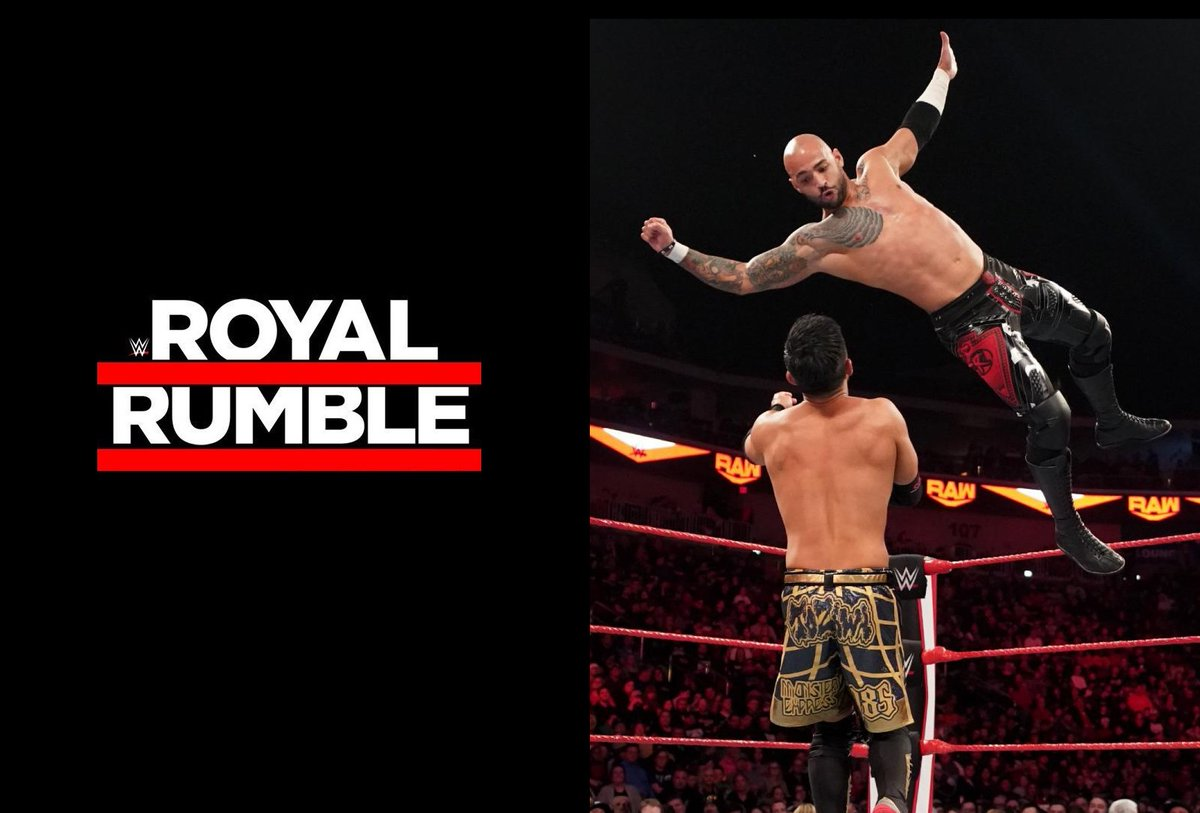 5 WWE Stars Who Could Be The 2nd Entrant In The Men's Royal Rumble Match Details Here: bit.ly/2TbLEjx