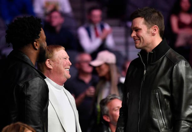 Dana White Makes Prediction For Tom Brady After Seeing Him In Las Vegas