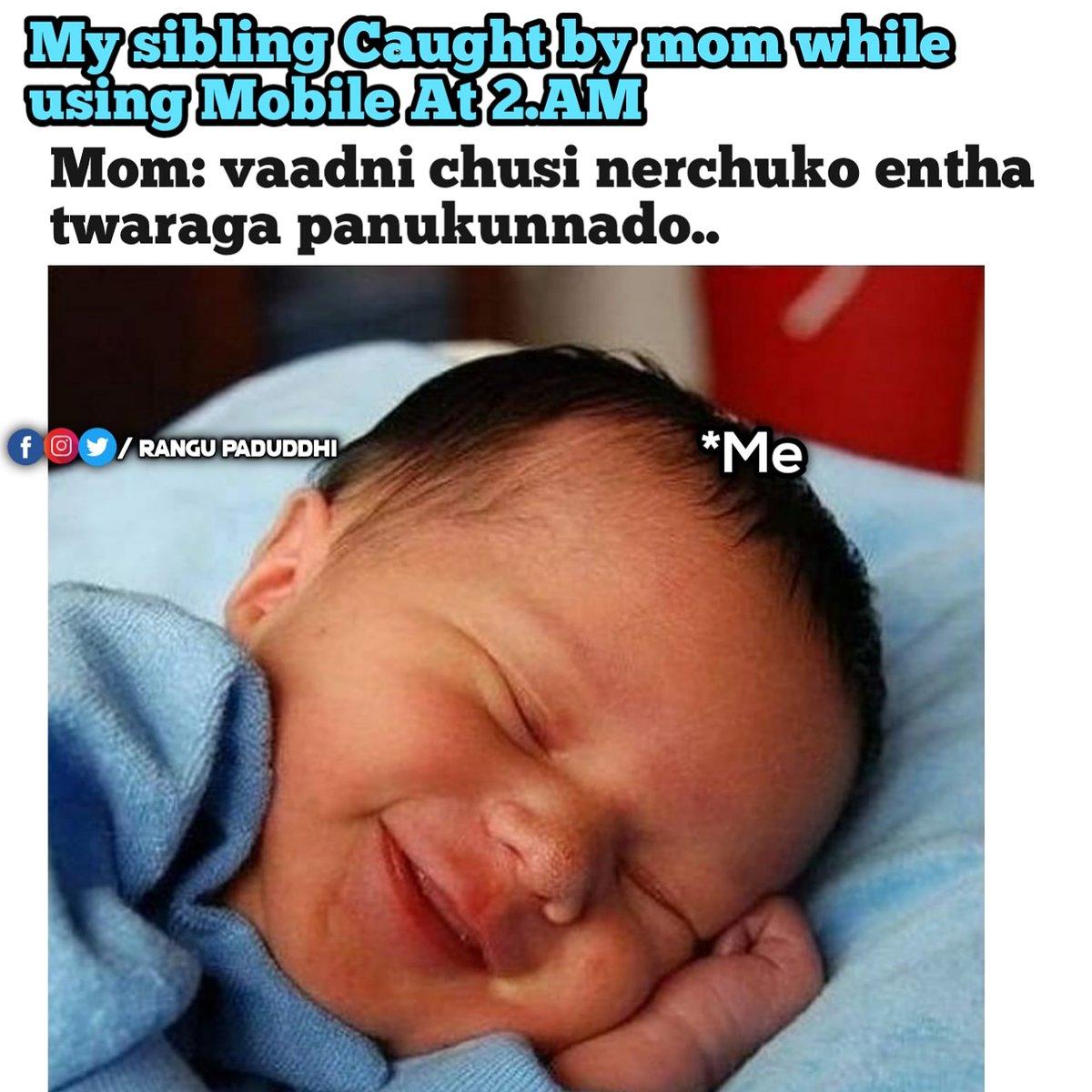Alert undali kadha nanna... For more fun Do follow - @rangu_paduddhi #rangupaduddhi #comedy #fun #memes #memesdaily #telugumemes #trolls #telugumeme #telugucomedy  #babunuvvubtechah #btechlife #btechjokes #btechlife #telugumeme #laugh #tollywood #telugucomedy #meme #memespic.twitter.com/LL0PSnLWnL